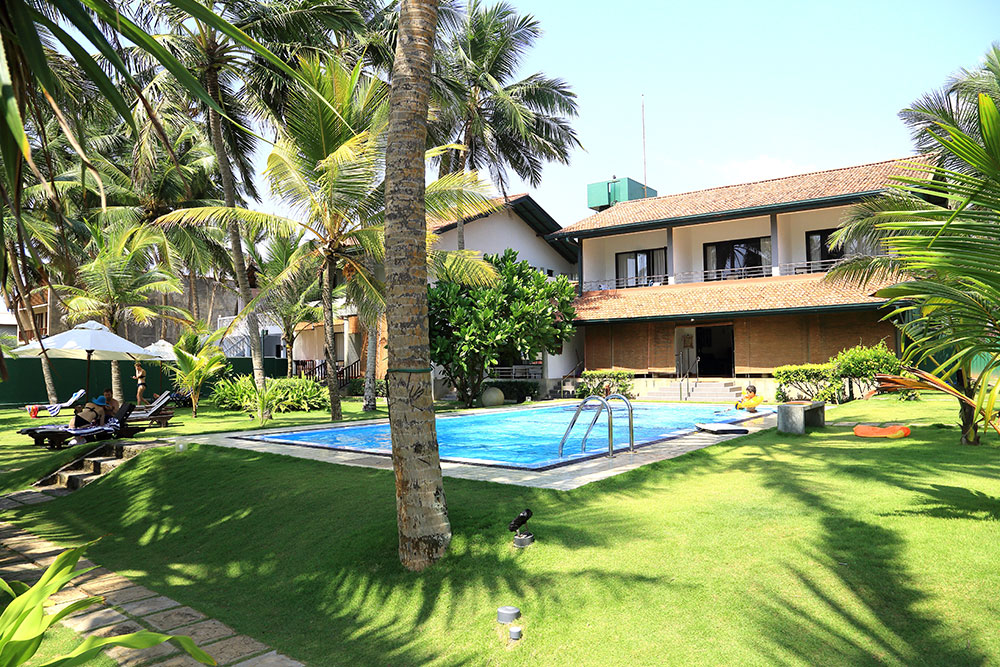 Beach Hotels in Bentota - Boutique Beach Hotels in Bentota - Small Hotels in Bentota - Bentota Hotels